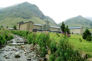 Vall de Nuria en Queralbs.
