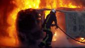 vista previa del artículo Detenido por provocar 17 incendios en Puigcerda.