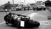 vista previa del artículo Fallece un hombre en la Armentera, tras caerse de la moto.