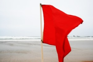 banderavermella