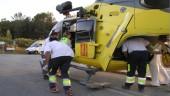 vista previa del artículo Fallece una mujer y su bebe queda gravemente herido tras un accidente de coche