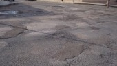 vista previa del artículo Detectan amianto en una calle de Gerona