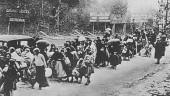 vista previa del artículo La localidad de Vajol inaugura el itinerario de retirada y caminos del exilio