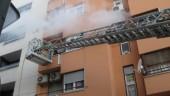 vista previa del artículo Dos incendios en pisos de Gerona en el mismo día