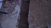 vista previa del artículo Un obrero herido grave tras derrumbarse la zanja donde trabajaba