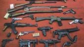 vista previa del artículo Detenido un vecino de Gerona por tráfico de armas