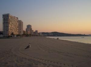 Playa d´Aro en Gerona