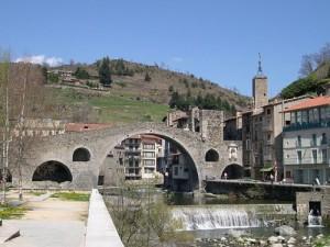 Ciudad en Girona