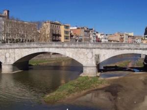 Puente en Gerona