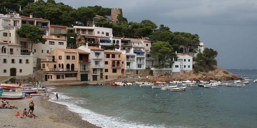 Playa de Begur